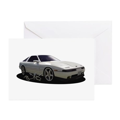 My Supra... Greeting Cards (Pk of 10)