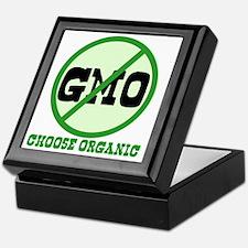 Say No to GMO Keepsake Box