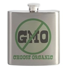 Say No to GMO Flask