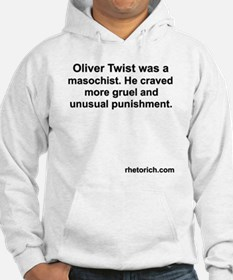 What Oliver Twist Wanted Hoodie