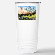 Better every year Travel Mug