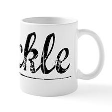 Buckle, Vintage Mug