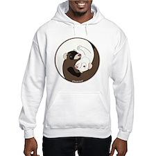 Yen-Yang Ferrets Hoodie