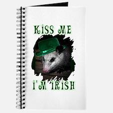 Kiss Me Possum Journal