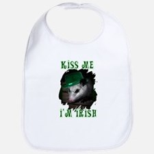 Kiss Me Possum Bib