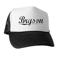Bryson, Vintage Trucker Hat