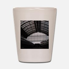 The Railway Cathedral Shot Glass