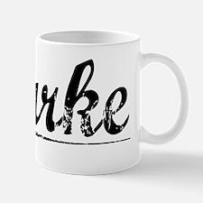 Burke, Vintage Mug