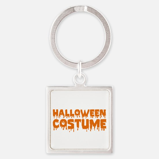 worstHalloween1D Square Keychain