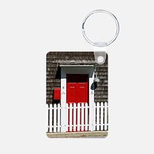 Red Door Keychains