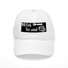 Will fork bmpstr Baseball Cap