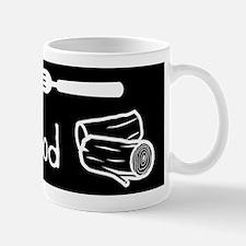 Will fork bmpstr Mug