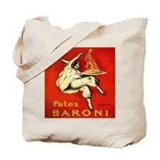Italian Liquor Pates Baroni Tote Bag