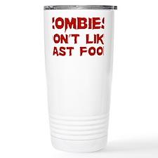zombiesFastFood1C Travel Mug