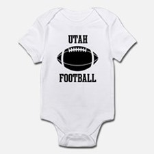 Utah football Infant Bodysuit