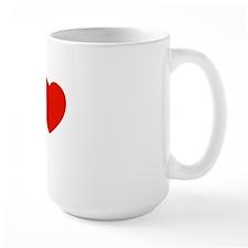 I love Harmonica Mug