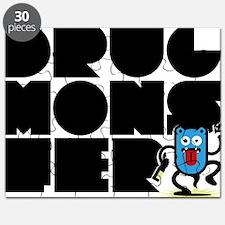 Drug Monster V2 Puzzle