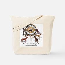 Logo + hounds Tote Bag