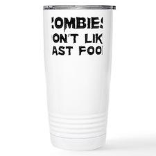 zombiesFastFood1A Travel Mug