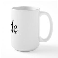 Cade, Vintage Mug