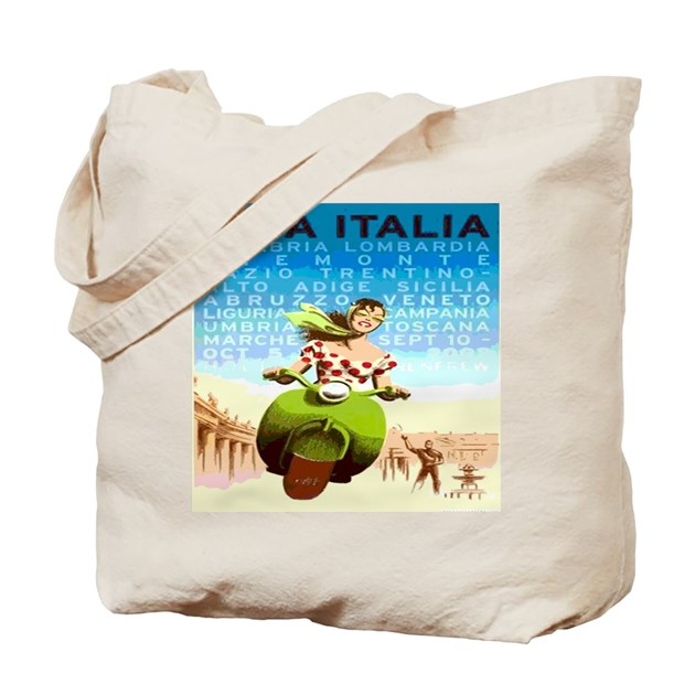 vintage viva bag of california