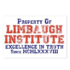 Property of Limbaugh Inst Postcards (Package of 8)