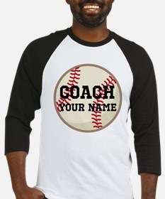 Personalized Baseball Coach Baseball Jersey