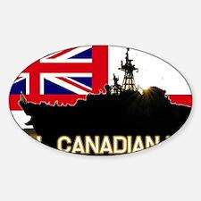 Royal Canadian Navy Decal