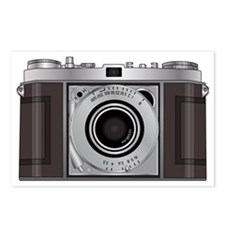 Retro Camera Postcards (Package of 8)