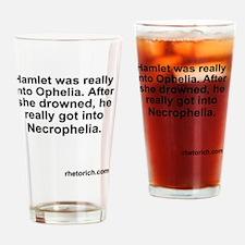 Ophelia Drinking Glass