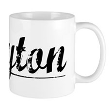 Clayton, Vintage Mug