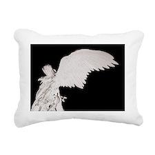St. Michael Rectangular Canvas Pillow