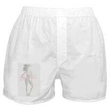 Fish without a bicycle Boxer Shorts