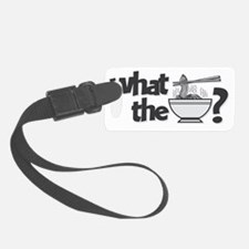 What the Pho? Luggage Tag