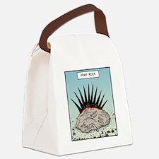 Punk Rock Canvas Lunch Bag