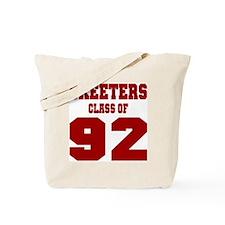 MHS Class Of 1992 Tote Bag