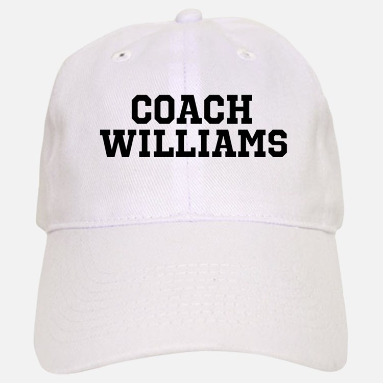 Personalized Sports Coach Baseball Baseball Cap