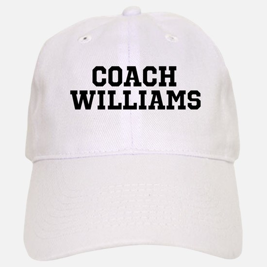 Personalized Sports Coach Cap