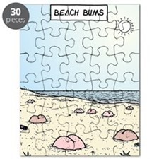 Beach Bums Puzzle
