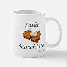 Latke Macchiato Mug Mugs