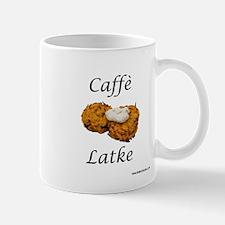 Caffe Latke Mug Mugs