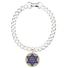 Masonic Star of David Bracelet