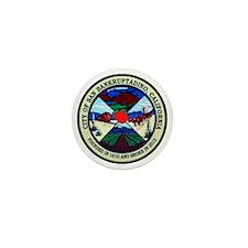 San Bankruptadino, California Mini Button