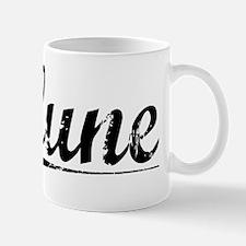 Clune, Vintage Mug