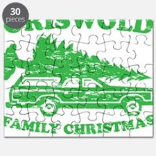 Griswold Family Christmas T-shirt. Sh*tters Puzzle
