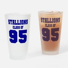 NMHS Class Of 1995 Drinking Glass