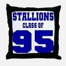 NMHS Class Of 1995 Throw Pillow