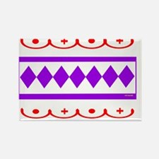 CHOCTAW INDIAN Rectangle Magnet
