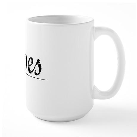 Copes, Vintage Large Mug