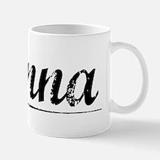 Danna, Vintage Small Small Mug
